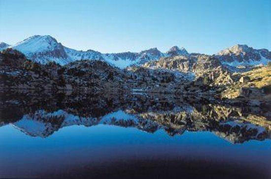 Hotel Folch: Lago Andorra