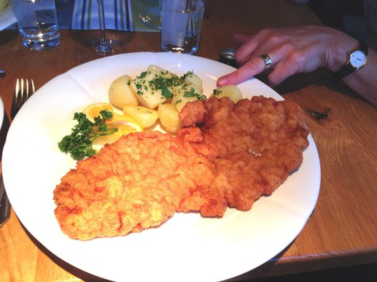 Prieselbauer : Wiener Schnitzel