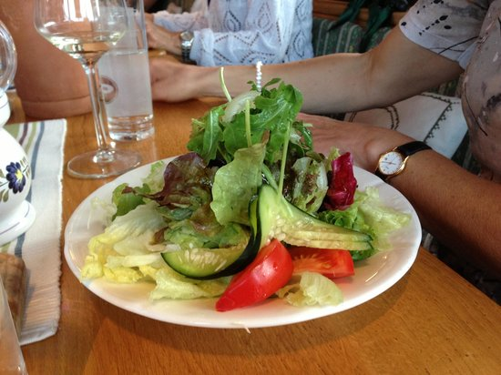 Prieselbauer : Side salad
