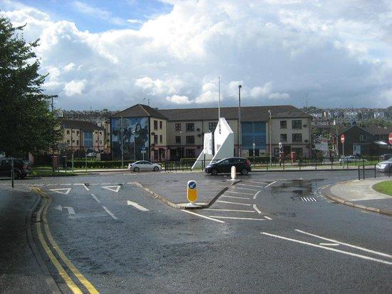 Free Derry Corner: Corner Profile
