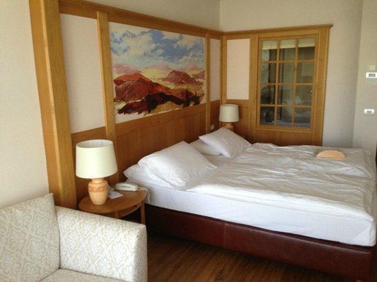 Hotel Adler Thermae Spa & Relax Resort: La nostra camera