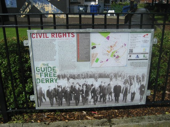 Free Derry Corner: Civil Rights Info