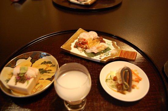 Araya Totoan: 夕食2