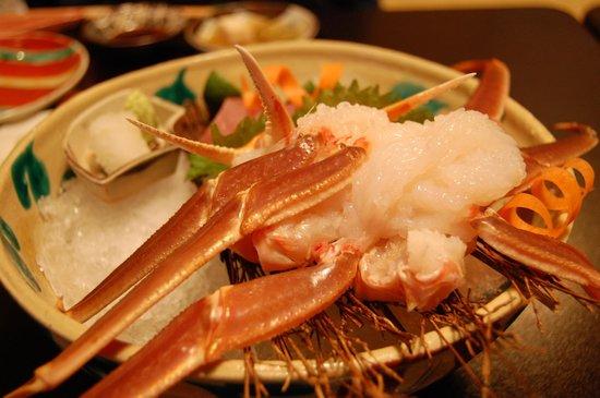 Araya Totoan: 夕食3