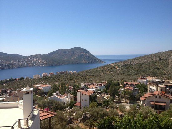 Villa Pisces : View from the Top!