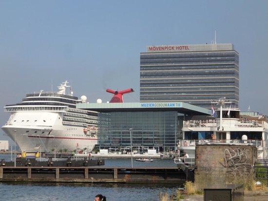 Hotel Picture Of Movenpick Hotel Amsterdam City Centre