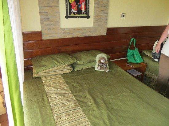 Voi Safari Lodge: Zimmer