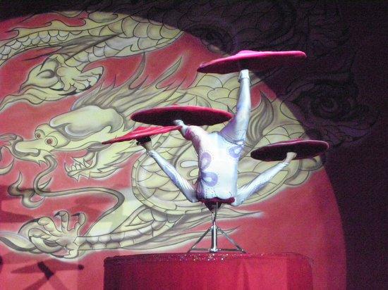 Papillon Ayscha Hotel: Evening entertainment
