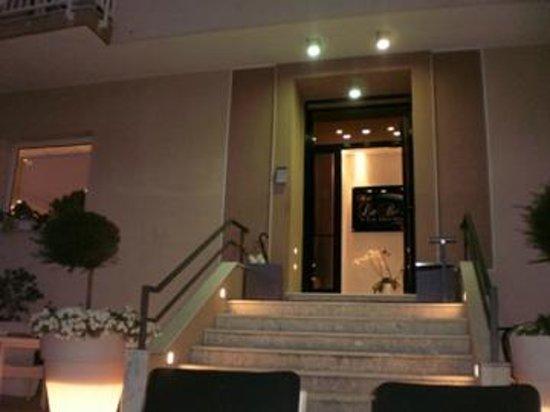 Hotel La Baia: entrée