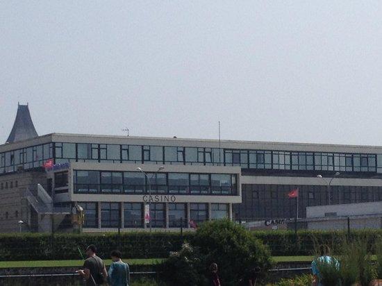 Grand Hotel du Casino de Dieppe : L'hôtel