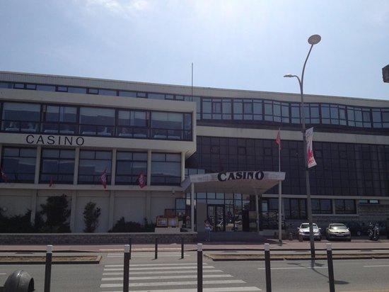 Grand Hôtel du Casino de Dieppe: L'hôtel
