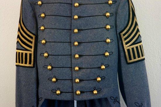 Yuma Quartermaster Depot State Historic Park: Uniform