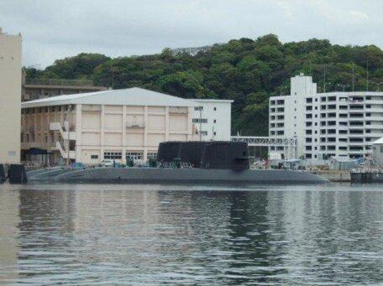 Yokosuka Gunko Meguri : 艦船