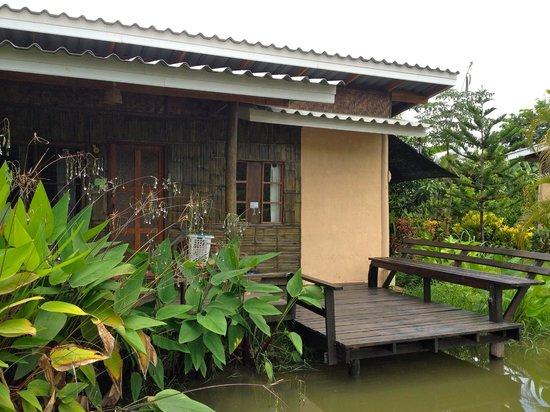 Bueng Pai Farm: Bungalow #6 maybe?