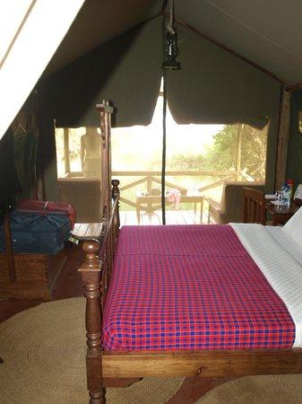 Kirurumu Manyara Lodge: Room