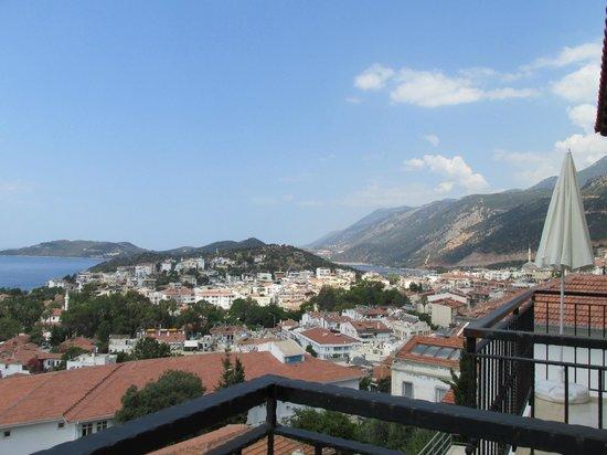 Kaputas Apart Hotel : View from balcony