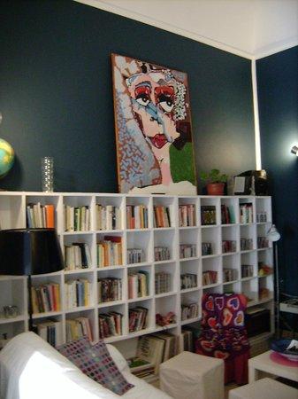 B&B La Casa di Paola: Paola's living room