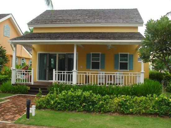 NishaVille Resort: Sand villa B6