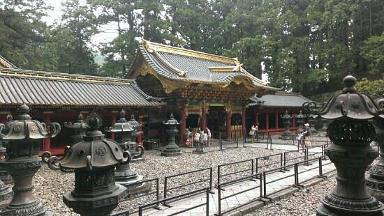 Taiyuimbyo Shrine: yashamon
