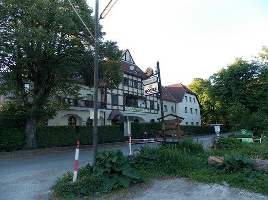 Sophienalpe: Внешний вид отеля