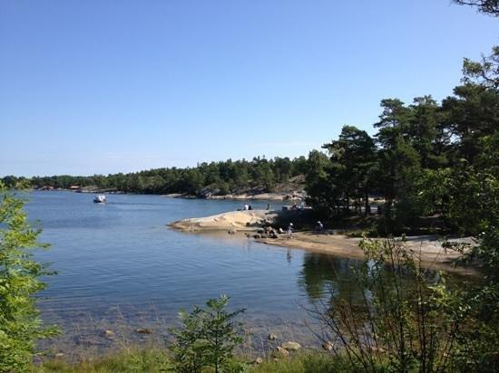 Finnhamn en underbar sommardag.. :-)