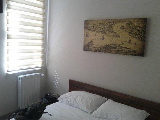 Leon Suites: Clean rooms
