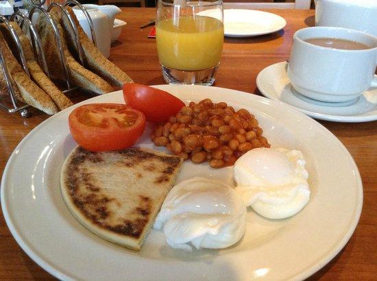 Holborn Hotel : Breakfast