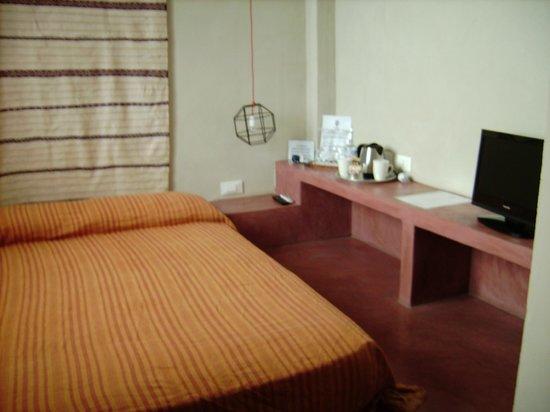 La Casa dell'Arancio: camera da letto
