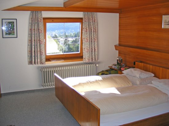 Pension Krinserhof: our room