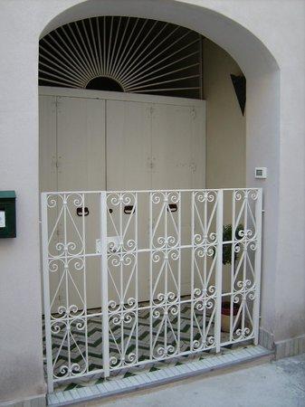La Casa dell'Arancio : ingresso
