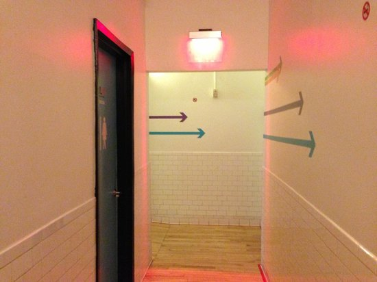 The New York Loft Hostel: The hostel