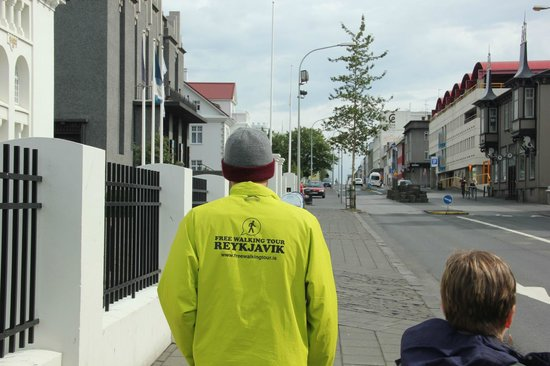 Free Walking Tour Reykjavik: Walking Tour