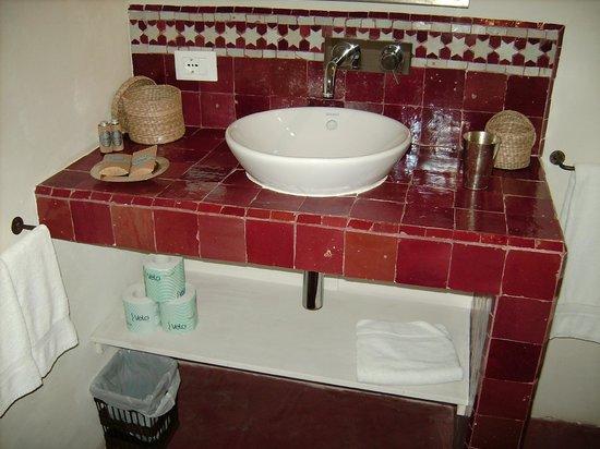 La Casa dell'Arancio : bagno