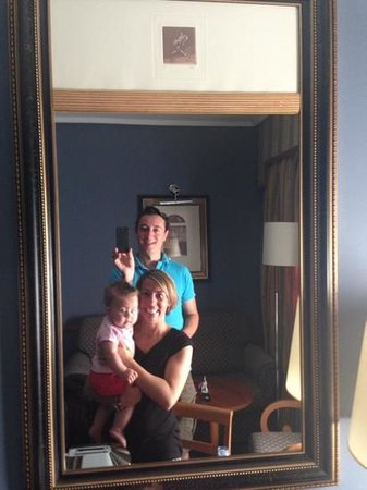 Palafox Hotel : room