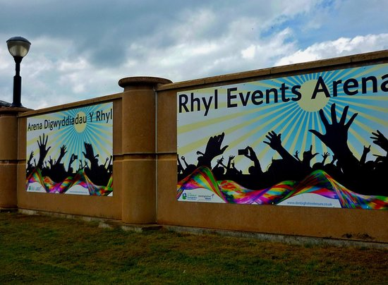 ‪Rhyl Events Arena‬