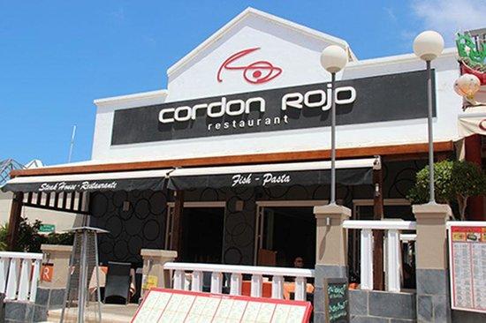 Cordon Rojo