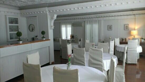 Apollon Boutique Hotel: breakfaste room