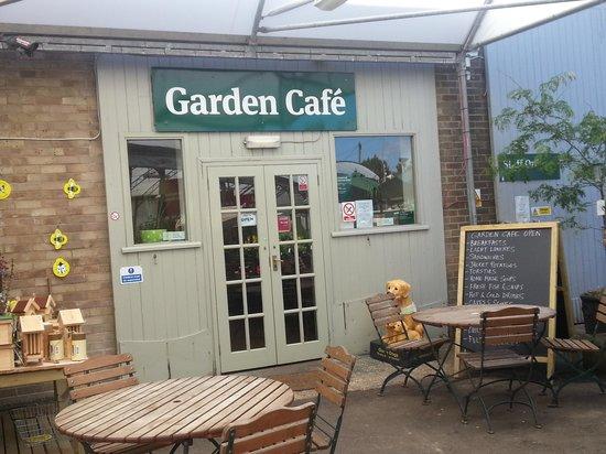 Hastings Garden Centre: Restaurant