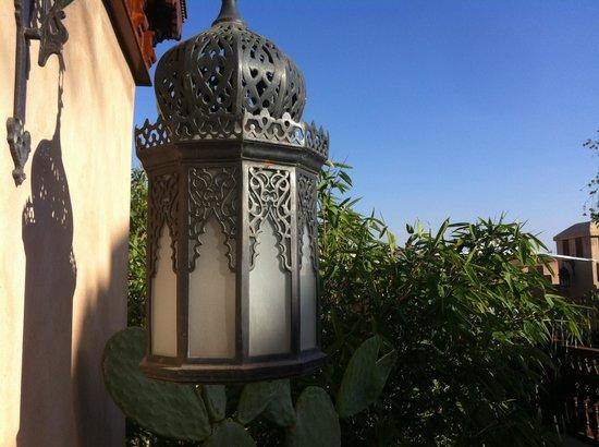 Riad Flam : The Terrace