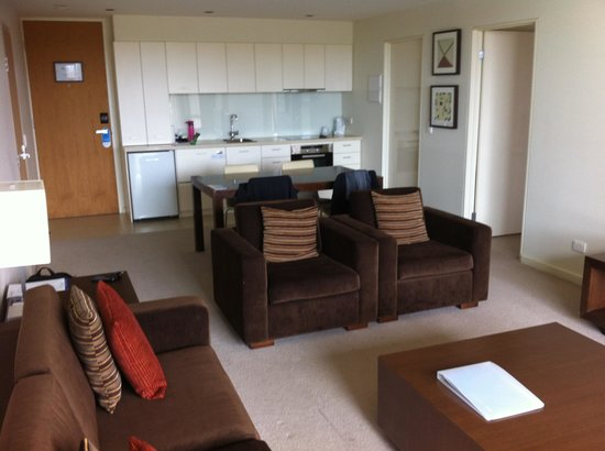 Wyndham Resort Torquay: Lounge