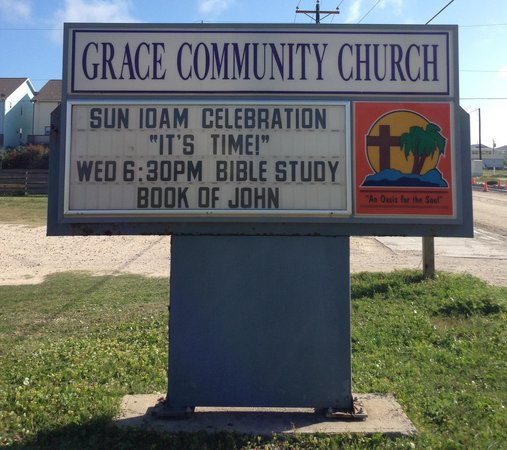 ‪Grace Church of Port Aransas‬
