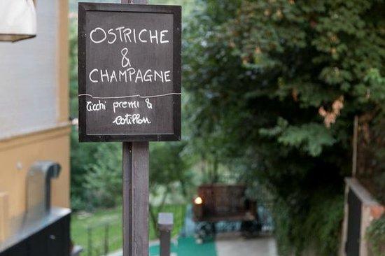 Ristorante picture of ristorante tramvia casalecchio di for Hotel a casalecchio di reno