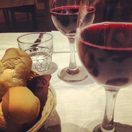 CDH Hotel Villa Ducale: Lambrusco :)