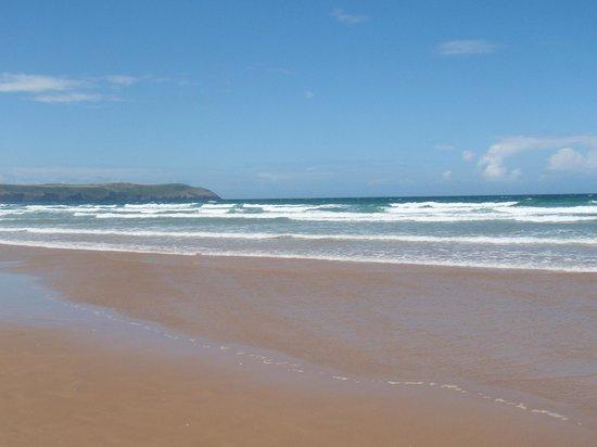 Woolacombe beach - 2013