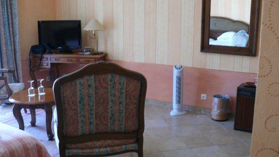 Boutique Hotel Vivenda Miranda: ventilador casero