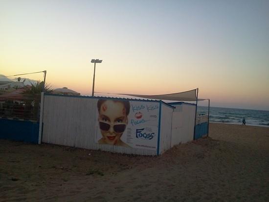 Spiaggia di Castellamare del Golfo : Playa di Castellamare