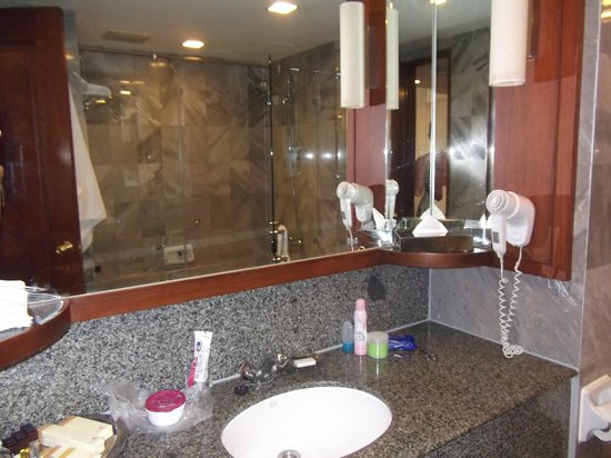 Rembrandt Hotel Bangkok: My Bathroom