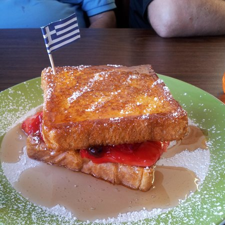 Maria's Family Place: Stuffed French Toast
