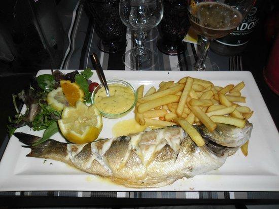 Restaurant < La Criee > Brasserie: du bar