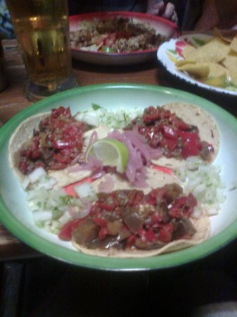 Vegan tacos. - Bild von Santa Maria, Berlin - TripAdvisor